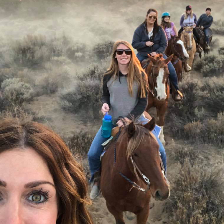 About M&B Farms | Horseback Riding Lessons and Training