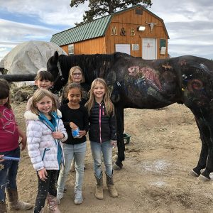 horse summer camp bend oregon
