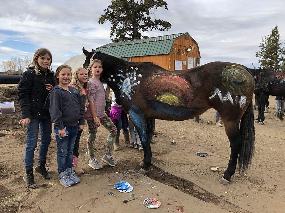 horse camp bend oregon
