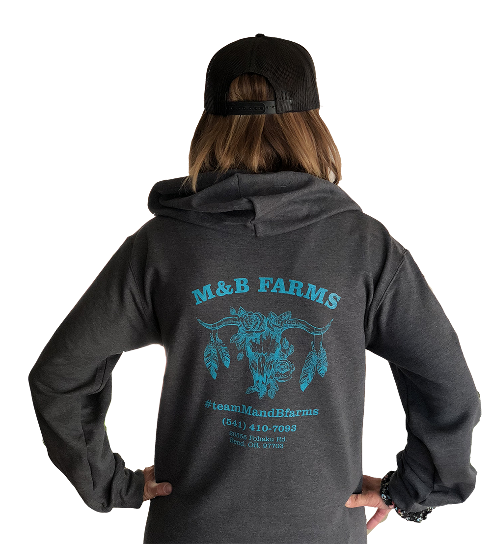 m&B Farms apparel