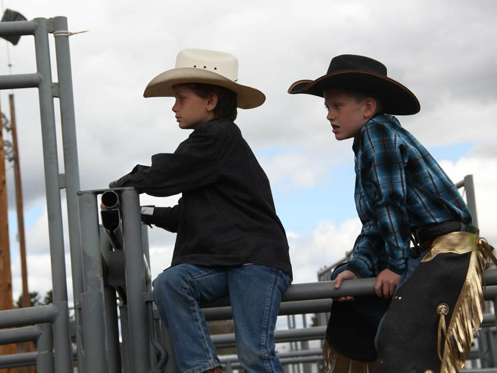 pee wee rodeo bend oregon